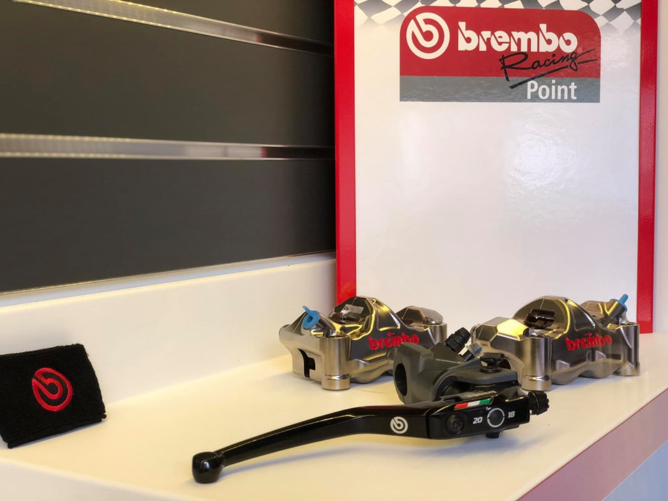 Officieel Brembo (Racing) Point