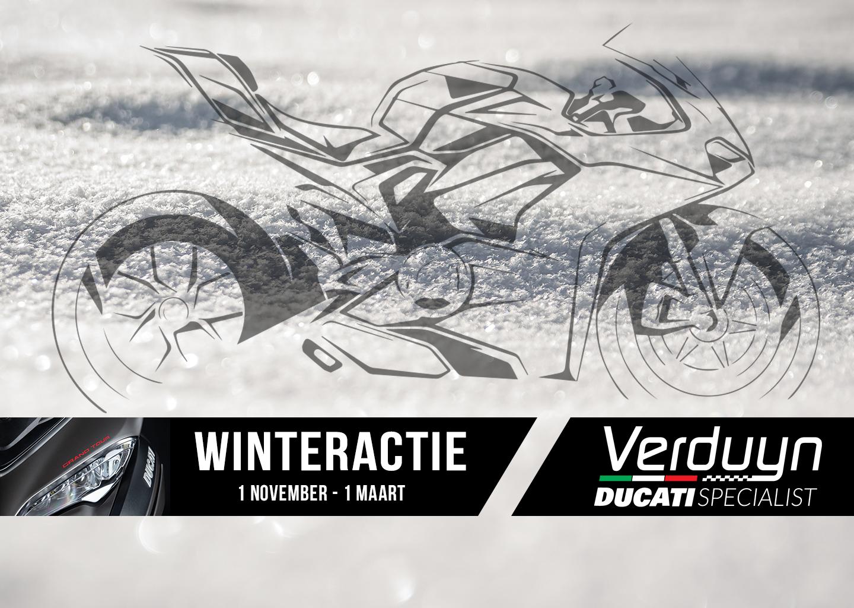 Verduyn Ducati Winteractie
