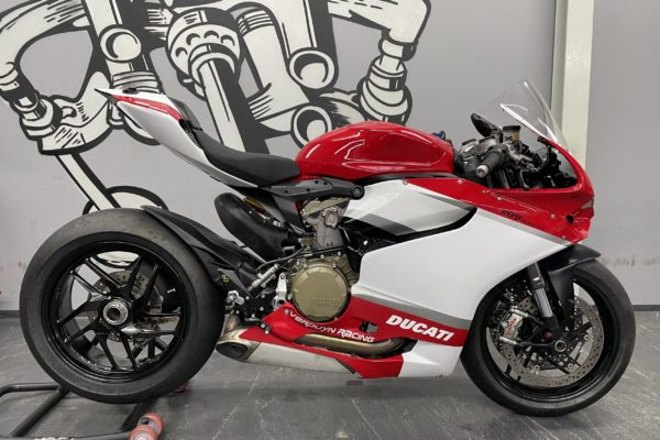 Panigale 1199 racer